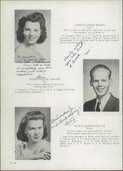 Page 16, 1942 Edition, Mountain Lakes High School - Yearbook (Mountain Lakes, NJ) online yearbook collection