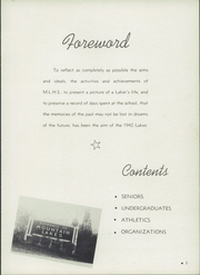 Page 7, 1942 Edition, Mountain Lakes High School - Yearbook (Mountain Lakes, NJ) online yearbook collection