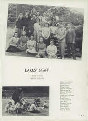 Page 9, 1942 Edition, Mountain Lakes High School - Yearbook (Mountain Lakes, NJ) online yearbook collection