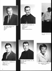 Page 16, 1967 Edition, St Josephs High School - Evergreen Yearbook (Metuchen, NJ) online yearbook collection