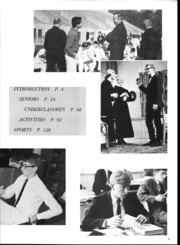 Page 5, 1967 Edition, St Josephs High School - Evergreen Yearbook (Metuchen, NJ) online yearbook collection