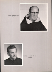 Page 11, 1968 Edition, St Josephs High School - Evergreen Yearbook (Metuchen, NJ) online yearbook collection