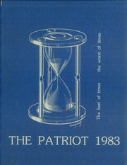 1983 Edition, North Warren High School - Patriot Yearbook (Blairstown, NJ)