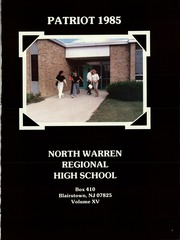 Page 5, 1985 Edition, North Warren High School - Patriot Yearbook (Blairstown, NJ) online yearbook collection