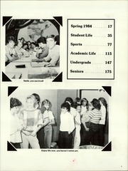 Page 7, 1985 Edition, North Warren High School - Patriot Yearbook (Blairstown, NJ) online yearbook collection