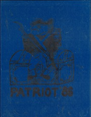 1986 Edition, North Warren High School - Patriot Yearbook (Blairstown, NJ)
