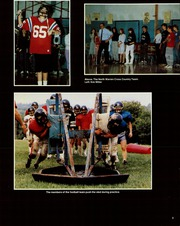 Page 13, 1986 Edition, North Warren High School - Patriot Yearbook (Blairstown, NJ) online yearbook collection