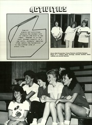 Page 18, 1986 Edition, North Warren High School - Patriot Yearbook (Blairstown, NJ) online yearbook collection