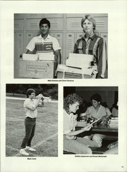 Page 19, 1986 Edition, North Warren High School - Patriot Yearbook (Blairstown, NJ) online yearbook collection