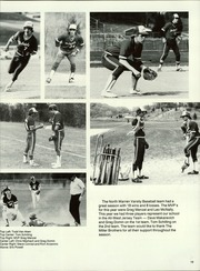 Page 23, 1986 Edition, North Warren High School - Patriot Yearbook (Blairstown, NJ) online yearbook collection