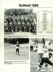 Page 26, 1986 Edition, North Warren High School - Patriot Yearbook (Blairstown, NJ) online yearbook collection