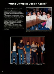 Page 32, 1986 Edition, North Warren High School - Patriot Yearbook (Blairstown, NJ) online yearbook collection
