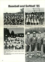 Page 40, 1986 Edition, North Warren High School - Patriot Yearbook (Blairstown, NJ) online yearbook collection