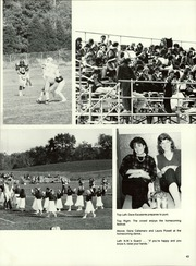 Page 47, 1986 Edition, North Warren High School - Patriot Yearbook (Blairstown, NJ) online yearbook collection