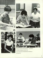 Page 49, 1986 Edition, North Warren High School - Patriot Yearbook (Blairstown, NJ) online yearbook collection