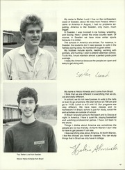 Page 51, 1986 Edition, North Warren High School - Patriot Yearbook (Blairstown, NJ) online yearbook collection