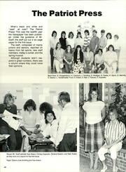 Page 52, 1986 Edition, North Warren High School - Patriot Yearbook (Blairstown, NJ) online yearbook collection
