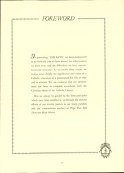 Page 15, 1949 Edition, Pope Pius XII Diocesan High School - Keys Yearbook (Passaic, NJ) online yearbook collection