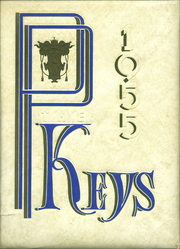 1955 Edition, Pope Pius XII Diocesan High School - Keys Yearbook (Passaic, NJ)