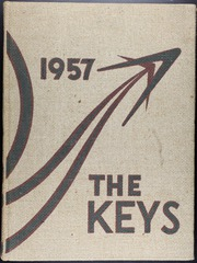 1957 Edition, Pope Pius XII Diocesan High School - Keys Yearbook (Passaic, NJ)