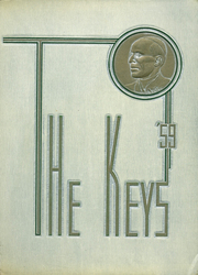 1959 Edition, Pope Pius XII Diocesan High School - Keys Yearbook (Passaic, NJ)