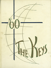 Page 1, 1960 Edition, Pope Pius XII Diocesan High School - Keys Yearbook (Passaic, NJ) online yearbook collection