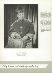 Page 10, 1960 Edition, Pope Pius XII Diocesan High School - Keys Yearbook (Passaic, NJ) online yearbook collection