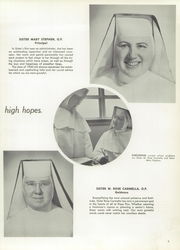 Page 13, 1960 Edition, Pope Pius XII Diocesan High School - Keys Yearbook (Passaic, NJ) online yearbook collection