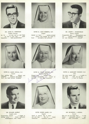 Page 14, 1960 Edition, Pope Pius XII Diocesan High School - Keys Yearbook (Passaic, NJ) online yearbook collection