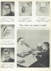 Page 15, 1960 Edition, Pope Pius XII Diocesan High School - Keys Yearbook (Passaic, NJ) online yearbook collection