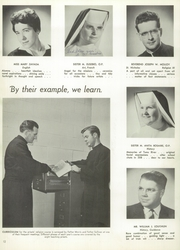Page 16, 1960 Edition, Pope Pius XII Diocesan High School - Keys Yearbook (Passaic, NJ) online yearbook collection