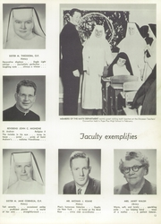 Page 17, 1960 Edition, Pope Pius XII Diocesan High School - Keys Yearbook (Passaic, NJ) online yearbook collection