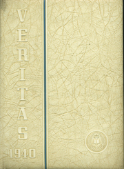 1940 Edition, St Marys High School - Veritas Yearbook (Rutherford, NJ)