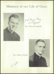 Page 11, 1955 Edition, St Marys High School - Veritas Yearbook (Rutherford, NJ) online yearbook collection