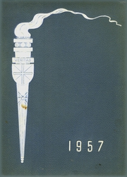 1957 Edition, St Marys High School - Veritas Yearbook (Rutherford, NJ)
