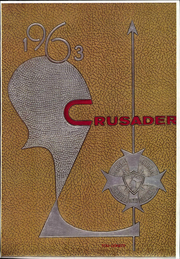 Page 1, 1963 Edition, Bergen Catholic High School - Crusader Yearbook (Oradell, NJ) online yearbook collection