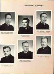 Page 15, 1963 Edition, Bergen Catholic High School - Crusader Yearbook (Oradell, NJ) online yearbook collection