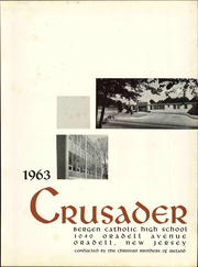 Page 9, 1963 Edition, Bergen Catholic High School - Crusader Yearbook (Oradell, NJ) online yearbook collection