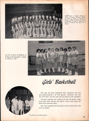 Page 47, 1958 Edition, Clayton High School - Clipper Yearbook (Clayton, NJ) online yearbook collection