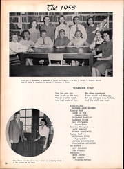 Page 54, 1958 Edition, Clayton High School - Clipper Yearbook (Clayton, NJ) online yearbook collection
