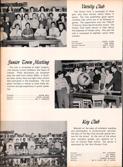 Page 56, 1958 Edition, Clayton High School - Clipper Yearbook (Clayton, NJ) online yearbook collection