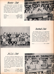 Page 57, 1958 Edition, Clayton High School - Clipper Yearbook (Clayton, NJ) online yearbook collection