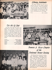 Page 58, 1958 Edition, Clayton High School - Clipper Yearbook (Clayton, NJ) online yearbook collection