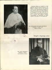 Page 10, 1965 Edition, Trenton Catholic Academy - Corristin Yearbook (Trenton, NJ) online yearbook collection