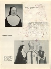 Page 11, 1965 Edition, Trenton Catholic Academy - Corristin Yearbook (Trenton, NJ) online yearbook collection
