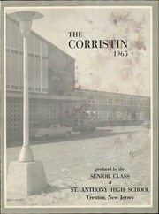 Page 5, 1965 Edition, Trenton Catholic Academy - Corristin Yearbook (Trenton, NJ) online yearbook collection
