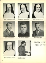 Page 10, 1968 Edition, Trenton Catholic Academy - Corristin Yearbook (Trenton, NJ) online yearbook collection