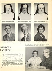 Page 11, 1968 Edition, Trenton Catholic Academy - Corristin Yearbook (Trenton, NJ) online yearbook collection