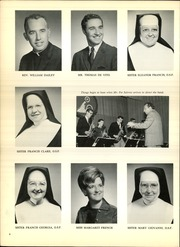 Page 12, 1968 Edition, Trenton Catholic Academy - Corristin Yearbook (Trenton, NJ) online yearbook collection