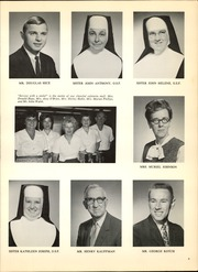 Page 13, 1968 Edition, Trenton Catholic Academy - Corristin Yearbook (Trenton, NJ) online yearbook collection